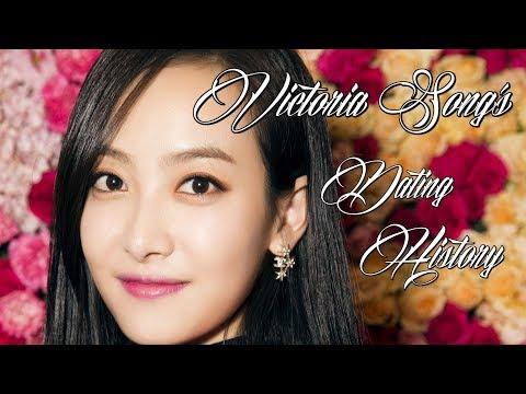 ♥♥♥ Men Victoria Song (宋茜) Has Dated ♥♥♥