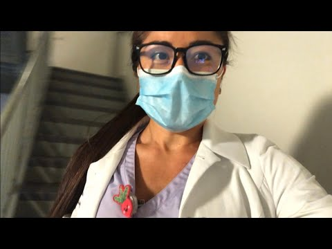 A Day in the Life of a Registered Dietitian: Hospital Edition 1.0!