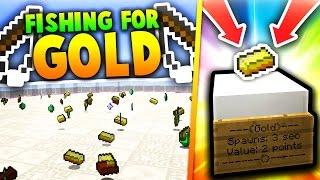 FISHING FOR MONEY! (Minecraft)