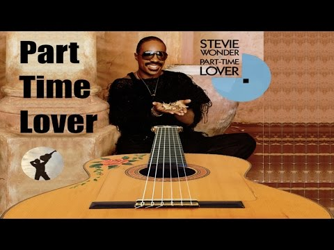 Stevie Wonder Part Time Lover Guitar Flamenco Cover