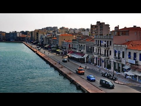 Chios Greece Chios Town AtlasVisual YouTube