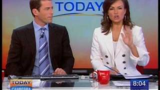 Today Show Funny Bits part 5. Love, Sex and.. Muffins!?