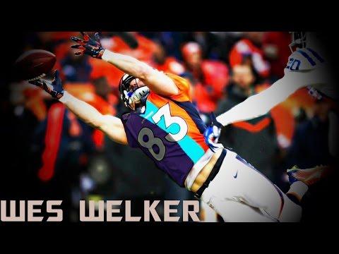 Wes Welker Career Highlights 2004-2014
