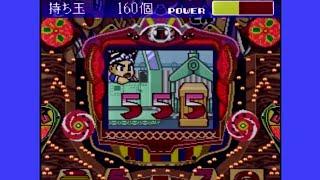スーパーファミコンのパチンコシミュレーションゲーム「パーラー Parlor...