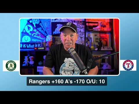 Texas Rangers vs Oakland Athletics Free Pick 8/27/20 MLB Pick and Prediction MLB Tips