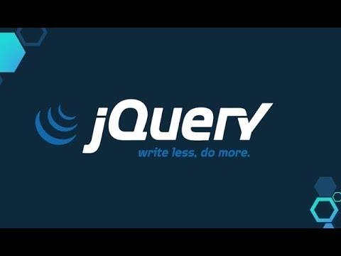 jQuery - Teoria e Funções Básicas thumbnail
