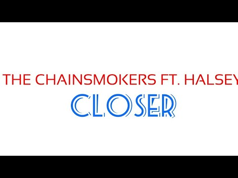 Closer-The Chainsmokers feat Halsey ( Fingerstyle Tab guitar Songsterr)
