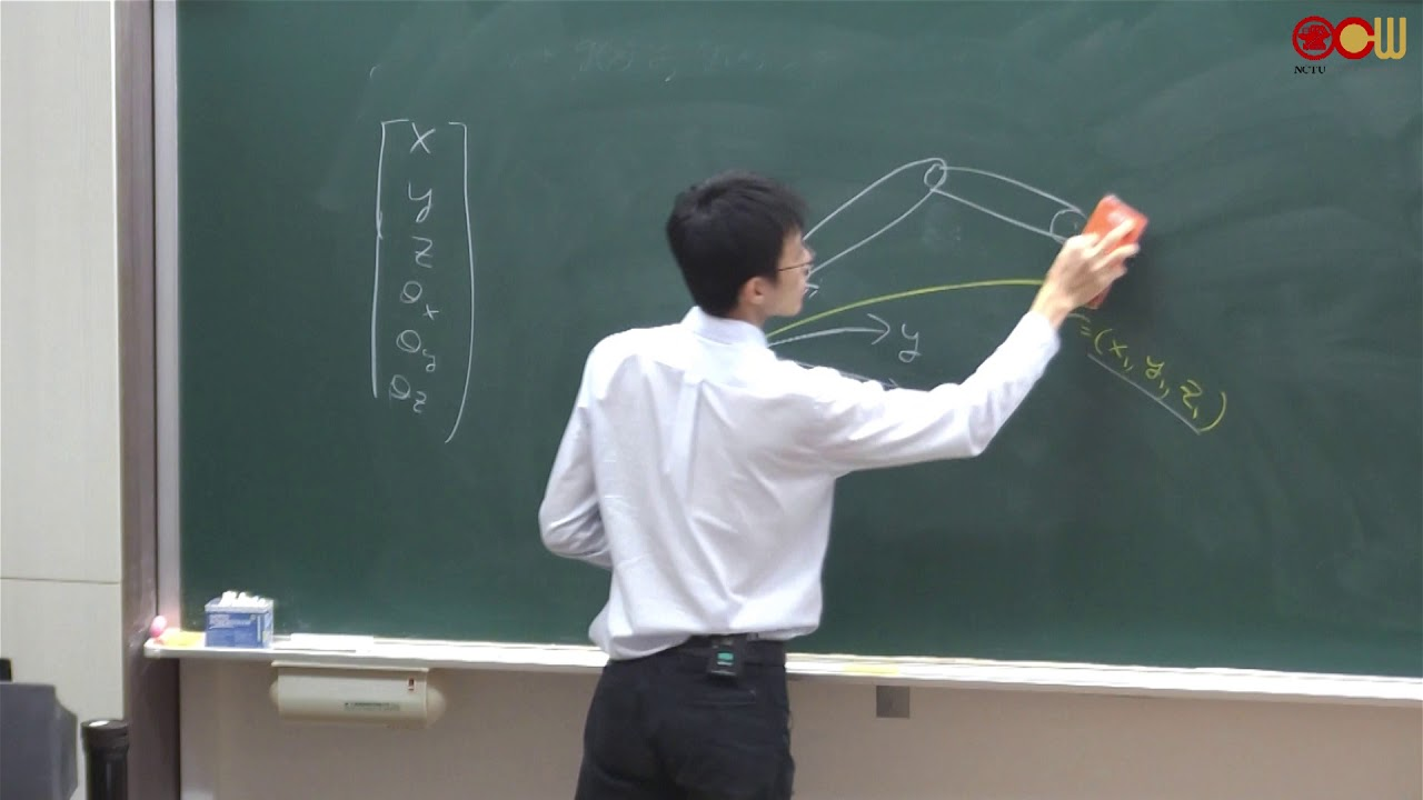 Lec19 非線性控制系統 Nonlinear Control systems 第十週 - YouTube