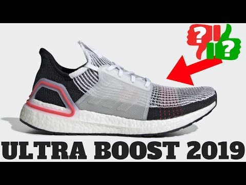 NEW ADIDAS ULTRA BOOST 2019 FIRST THOUGHTS! THINGS I LIKE / DISLIKE