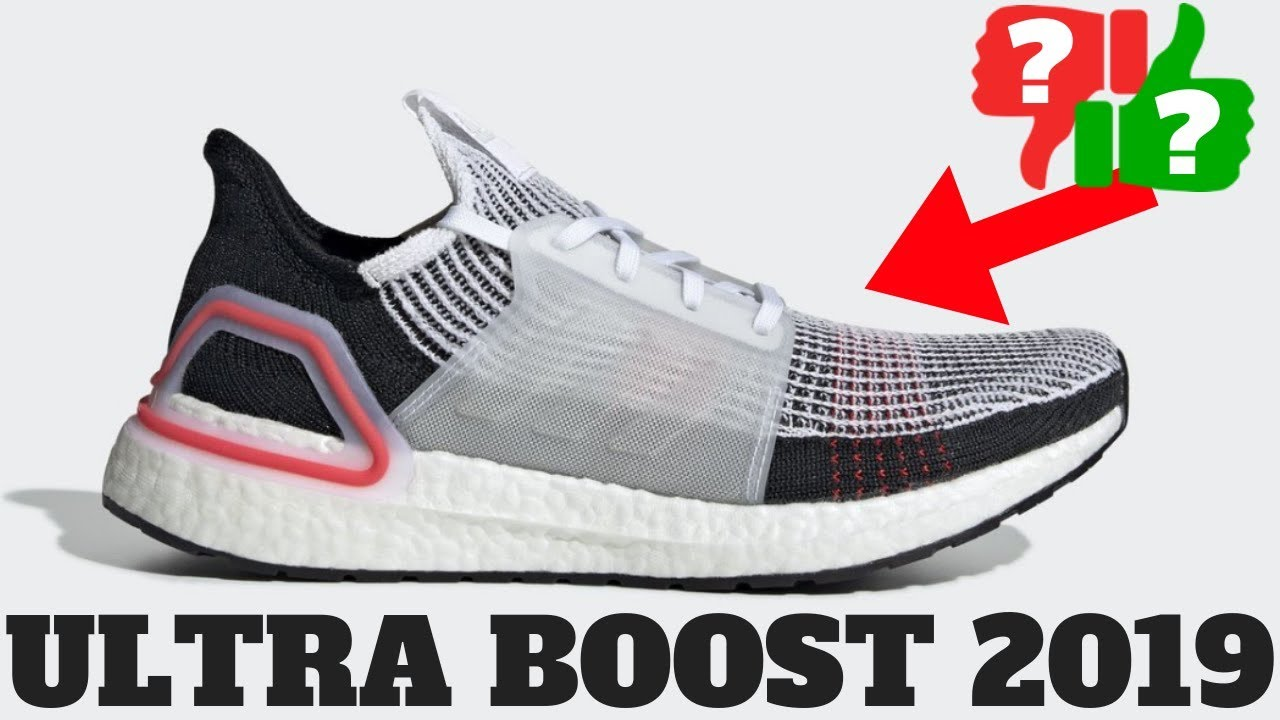 22c07ccd73a84 NEW ADIDAS ULTRA BOOST 2019 FIRST THOUGHTS! THINGS I LIKE   DISLIKE ...