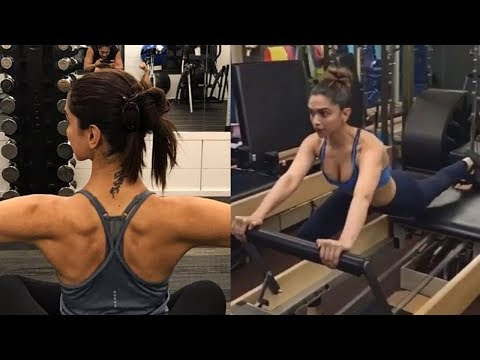 Deepika Padukone's Hardcore Gym Workout For Perfect Body Will Give You Fitness Goals Mp3
