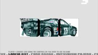 Colin Mcrae Rally 3 All cars PART 1
