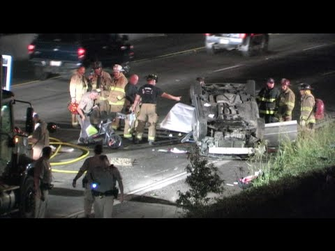 Woman Loses Arm During Vehicle Rollover Crash On Highway 99