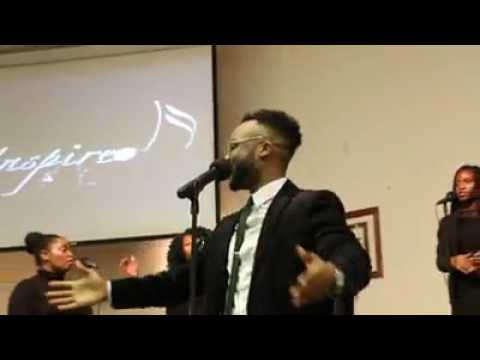 INSPIRE LIVE ..... Singing I Wanna Know Ya By  Deitrick Haddon & LXW ( League Of Xtraordinary Worshi