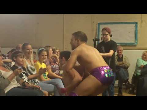 Full House Wrestling - Ep.21 - Climb to Survive 10/9/16