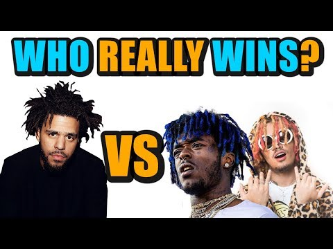 J Cole VS Lil Pump and Lil Uzi (A HUGE Lesson To All Rappers)