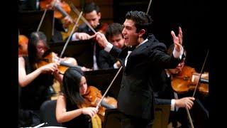 "J. Strauss: Overture ""Die Fledermaus"" - Rodolfo Barráez - Teresa Carreño Symphony Orchestra"