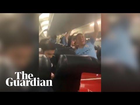 Man City deny chant by players celebrating title win mocks Hillsborough or Sean Cox