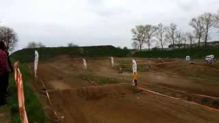Motocross OML 1 runda majdanek