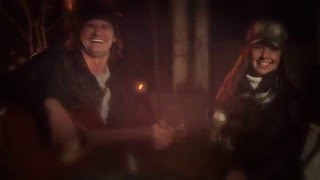 """Fire pit video """"Wish You Didn't Have To"""" Taylor Martin & Carissa Biele"""