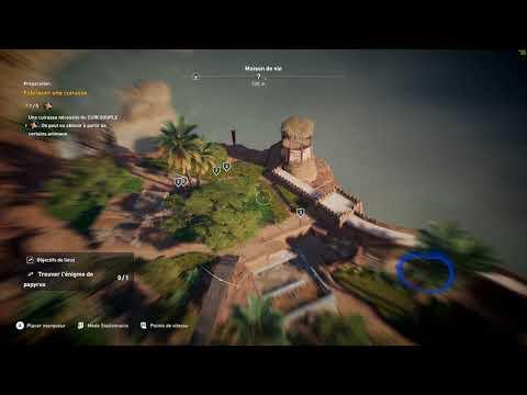 Assassin's Creed Origins - Tobii EyeTracking - PC Ultra settings 1440p