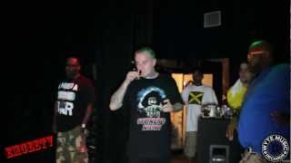 Lil Wyte - Oxycotton Official Live Music Video