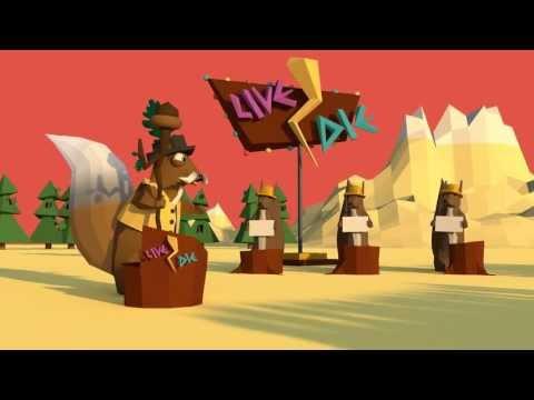 Youtube preview av filmen Gameshow - Gjør mer - Resirkuler!