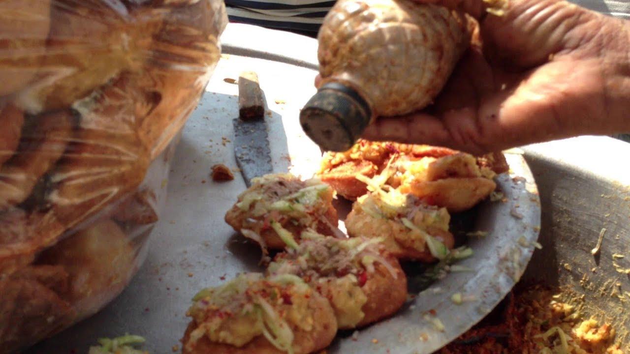 how to make bhel puri in kannada
