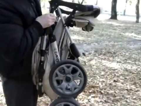 Как собрать коляску трансформер инструкция в картинках
