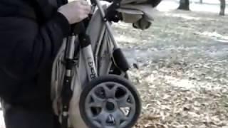 Сборка и разборка коляски Viki детская