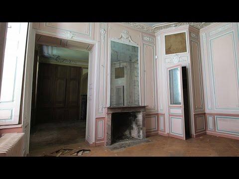 Urbex: le château des sans têtes