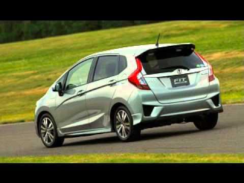 2015 Honda Fit Hybrid - YouTube