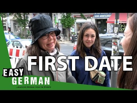 Germans Go Dutch: Dating in Germany