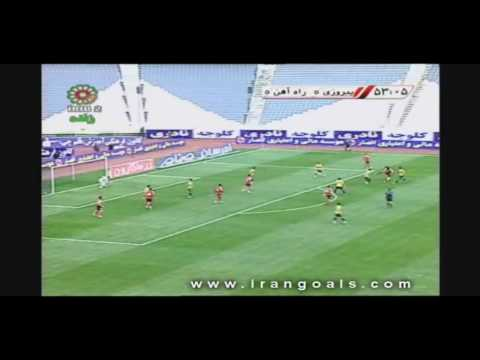 Ali Karimi dispute with Aziz Mohamadi and highlights of match Persepolis VS Esteghlal from YouTube · Duration:  10 minutes 52 seconds