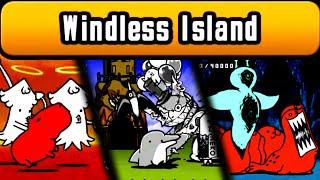 The Battle Cats - Run Through Windless Island #1