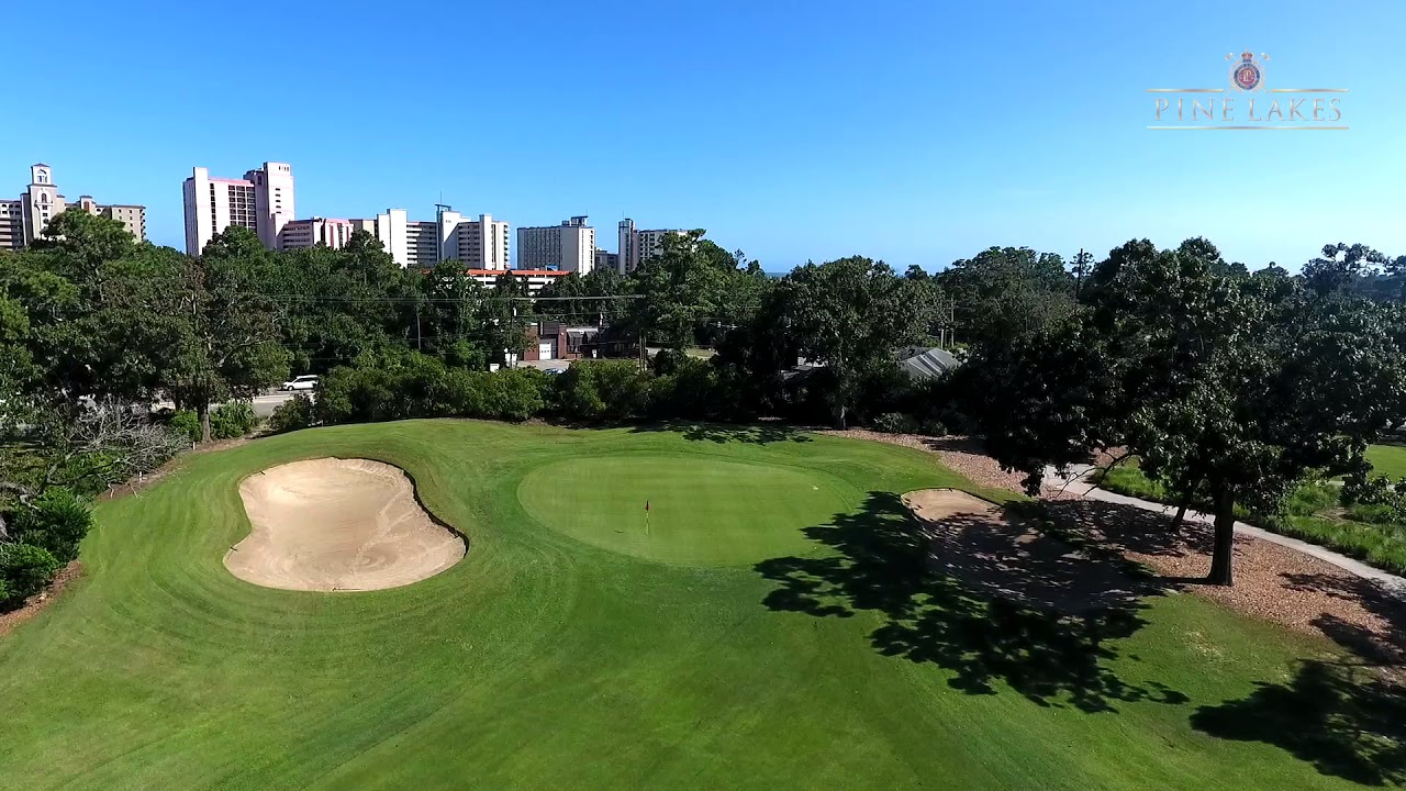 Pine Lakes Country Club 14 Hole Spotlight From Myrtle Beach Golf Holiday