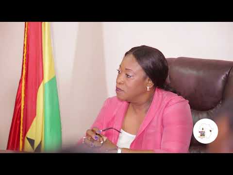 Kenyan Community meets Minister of Foreign Affairs; Brief her on Kenya Trade Expo Ghana