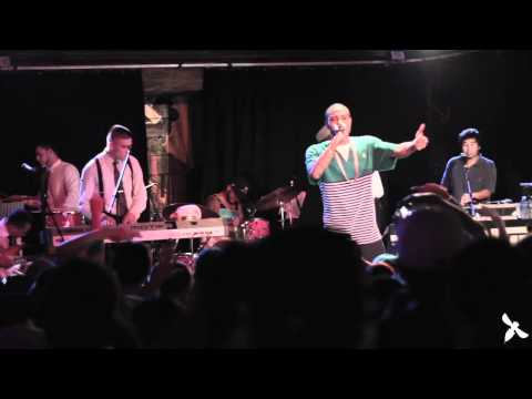"""Cool Kids: """"'88"""" Live with Chuck Inglish on Drums."""