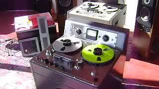 ampex 300 refurbish test