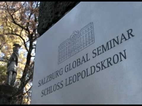 The Salzburg Global Seminar - A Brief Introduction
