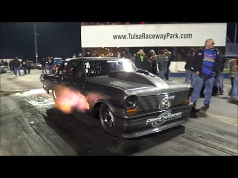 Daddy Dave Golitah burnout taken from Redemption 6.0