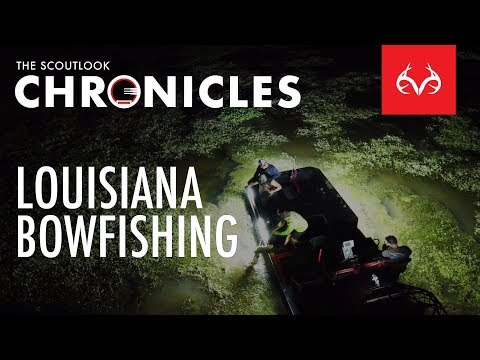 The Chronicles: BOWFISHING In Louisiana