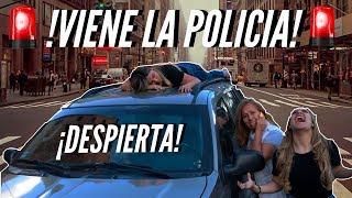 DORMIDA EN EL CARRO *BROMA A MAMÁ RAYO*