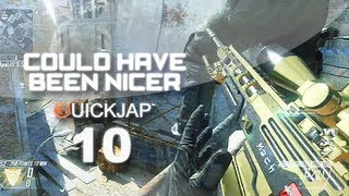 Could Have Been Nicer - Ep.10 (BO2) ED QuickJap™