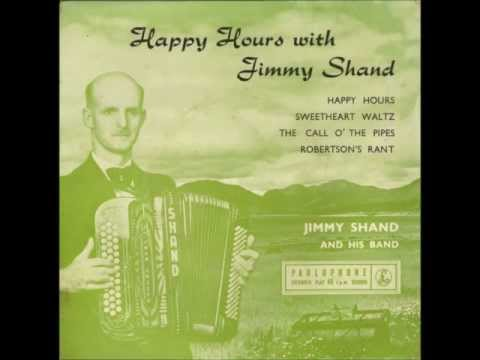 Jimmy Shand & His Band - The Call Of The Pipes