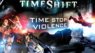 TIME STOP VIOLENCE | TimeShift PC Gameplay [60fps]