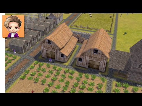 Banished: Colonial Charter 1.7 | PART 1 | THE TOWN OF TUCHUS