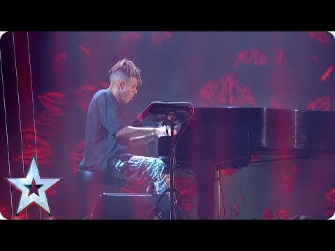 Tokio Myers takes his musical mash-up to new heights | Semi-Final 3 | Britain's Got Talent 2017