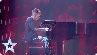 Tokio Myers' piano playing is on fire on the Semi-Final stage, as h...