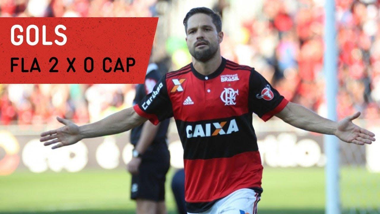 GOLS! Flamengo 2x0 Atlético-PR - Brasileirão 2017 - videox.rio